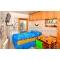 Сдам 1 к.  квартиру у моря в Ялте с мансардным этажом до 4 чел.