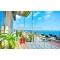 Сдам 2 к.  квартиру в Ялте над Массандровским пляжем с видовым балконлом